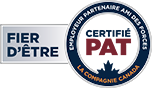 Met French Certified Badge